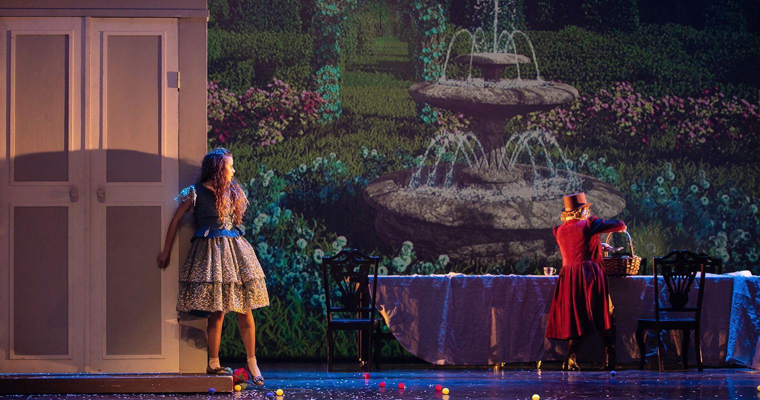 Алиса в Стране чудес - фото 10