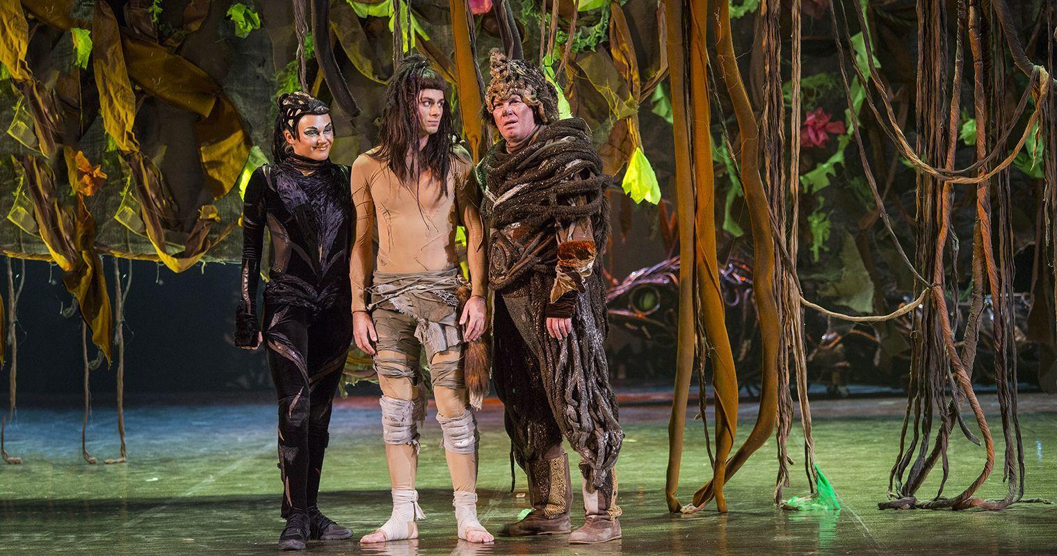 Книга джунглей. Маугли - фото 21
