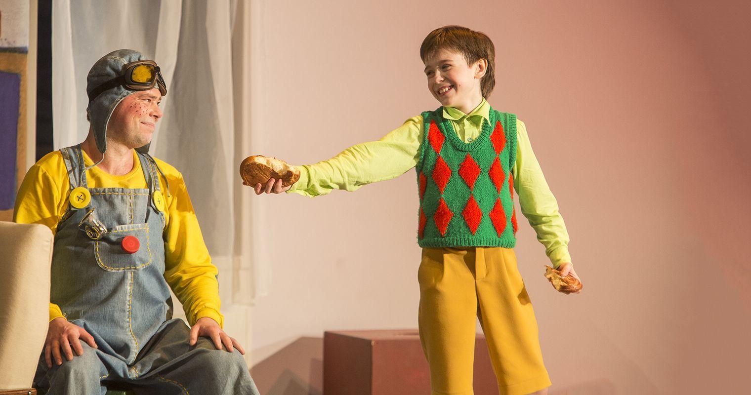 Астрид Линдгрен. Малыш и Карлсон - фото 15