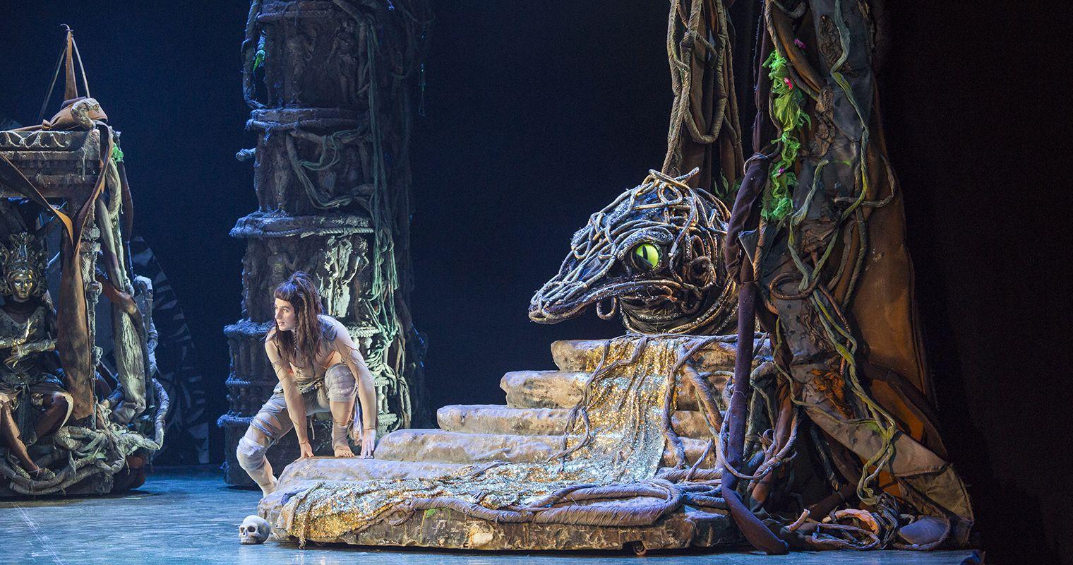 Книга джунглей. Маугли - фото 24