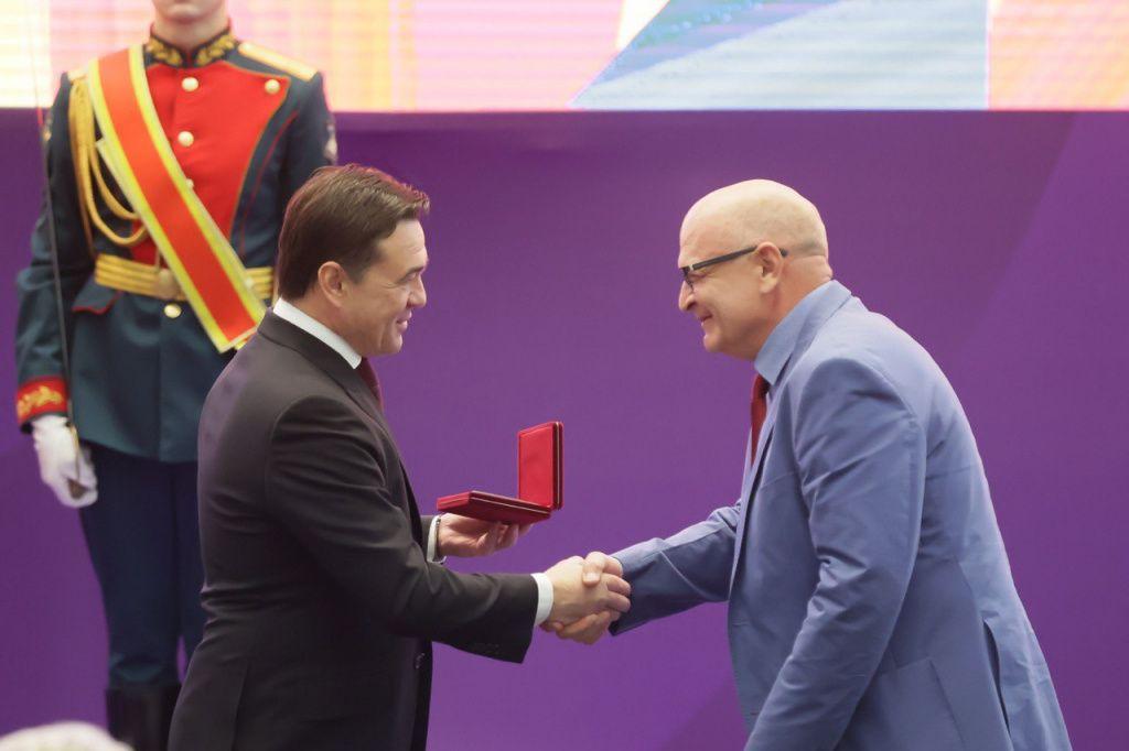Андрей Воробьев и Александр Тютин