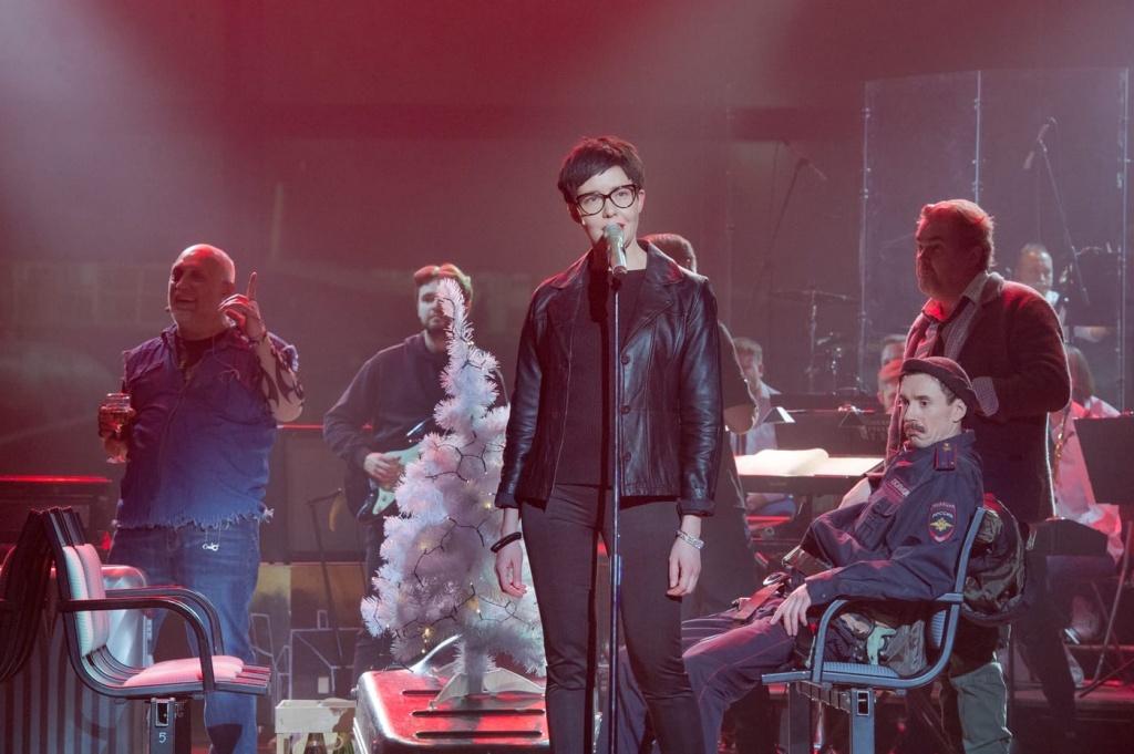 Актерская премьера в музыкальном спектакле «Рождество. Мистерия. Бал»! - фото 3