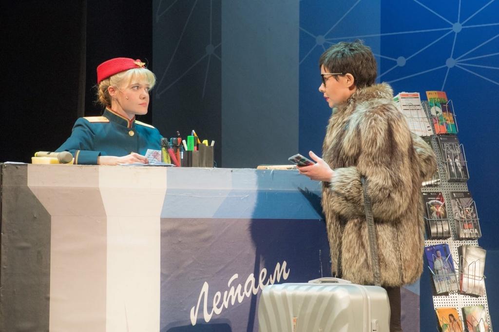 Актерская премьера в музыкальном спектакле «Рождество. Мистерия. Бал»! - фото 2