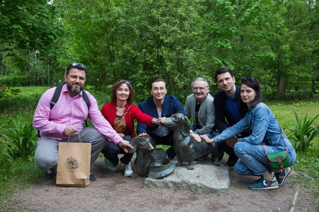 МГТ на фестивале Мелиховская весна