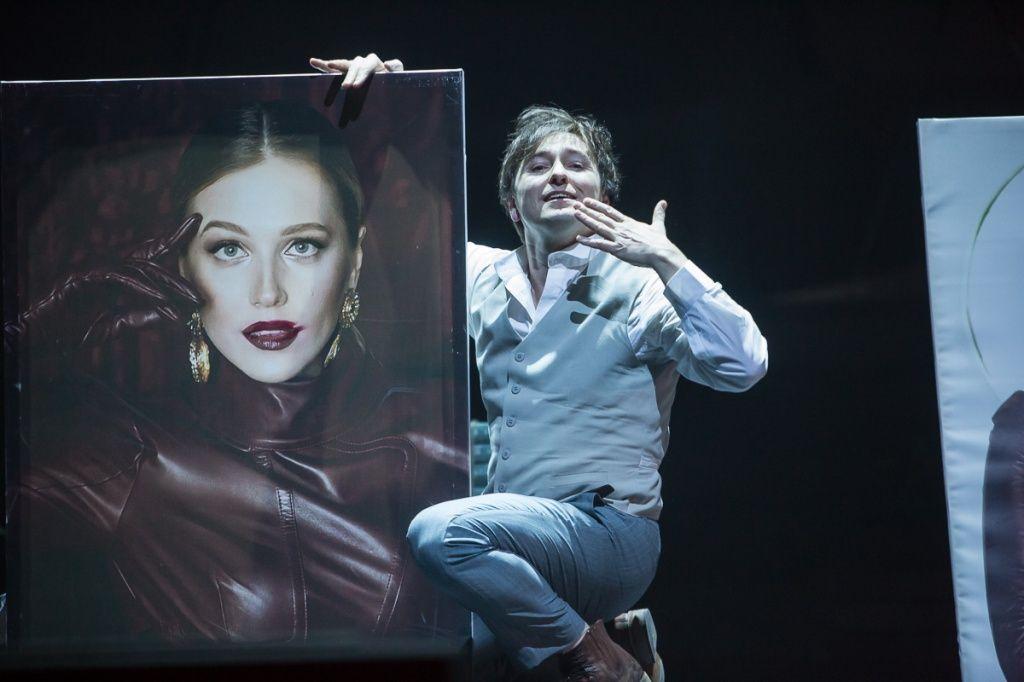 В спектакле «Дядя Ваня», Московский Губернский театр. Фото Галины Фесенко